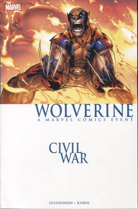 Picture of CIVIL WAR WOLVERINE TP NEW PTG