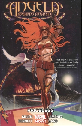 Picture of ANGELA ASGARDS ASSASSIN TPB VOL 1 PRICELESS
