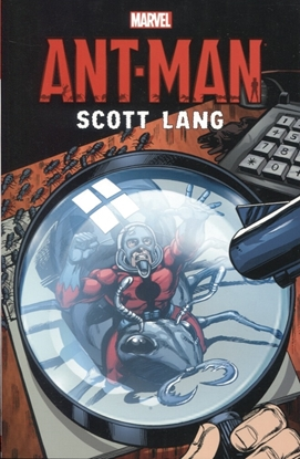 Picture of ANT-MAN TPB SCOTT LANG
