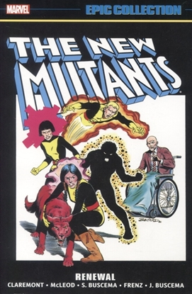 Picture of NEW MUTANTS EPIC COLLECTION TPB RENEWAL NEW PRINTING