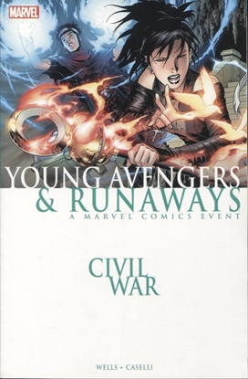 Picture of CIVIL WAR YOUNG AVENGERS AND RUNAWAYS TPB NEW PTG