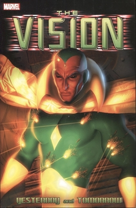 Picture of VISION YESTERDAY AND TOMORROW TP NEW PTG