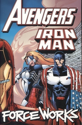 Picture of AVENGERS IRON MAN TPB FORCE WORKS