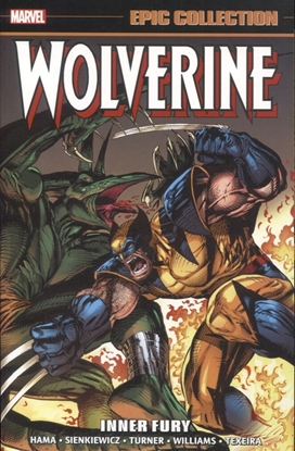 Picture of WOLVERINE EPIC COLLECTION TPB INNER FURY