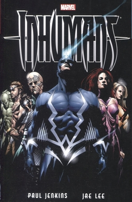 Picture of INHUMANS BY PAUL JENKINS AND JAE LEE TPb NEW PRINTING