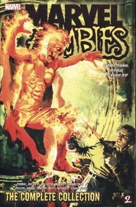 Picture of MARVEL ZOMBIES TPB VOL 2 COMPLETE COLLECTION