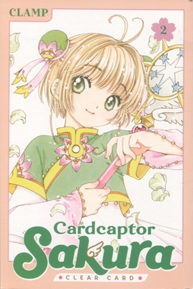 Picture of CARDCAPTOR SAKURA CLEAR CARD GN VOL 02