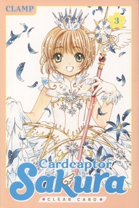 Picture of CARDCAPTOR SAKURA CLEAR CARD GN VOL 03