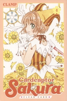 Picture of CARDCAPTOR SAKURA CLEAR CARD GN VOL 04