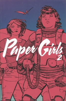 Picture of PAPER GIRLS TP VOL 02