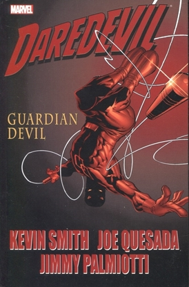 Picture of DAREDEVIL GUARDIAN DEVIL TP
