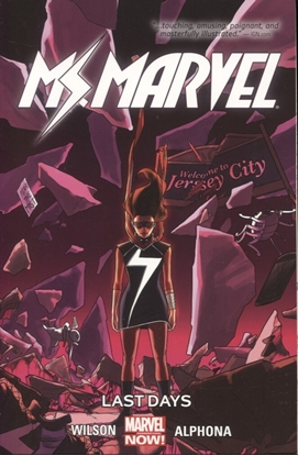 Picture of MS MARVEL TP VOL 04 LAST DAYS