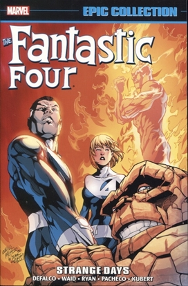 Picture of FANTASTIC FOUR EPIC COLLECTION: STRANGE DAYS TPB