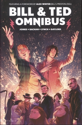 Picture of BILL & TED OMNIBUS TP (C: 0-1-2)