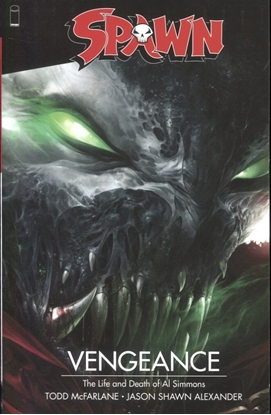 Picture of SPAWN VENGEANCE TP