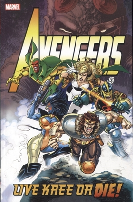 Picture of AVENGERS LIVE KREE OR DIE TP