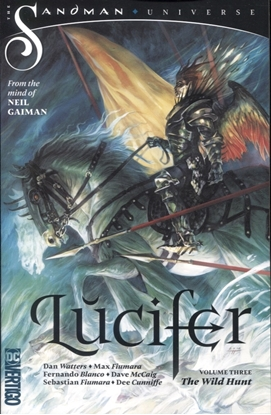 Picture of LUCIFER TP VOL 03 THE WILD HUNT (MR)
