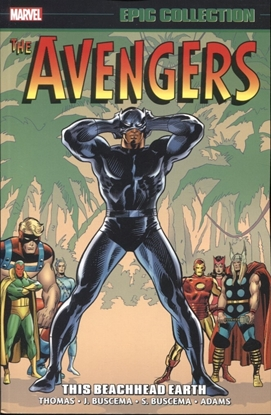 Picture of AVENGERS EPIC COLLECTION TP THIS BEACHHEAD EARTH