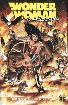 Picture of WONDER WOMAN COME BACK TO ME TP