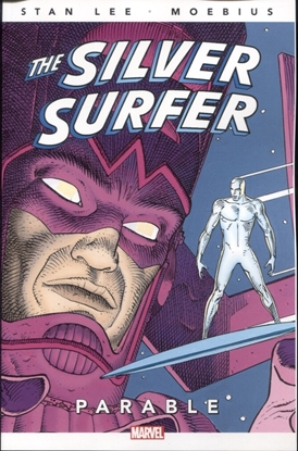 Picture of SILVER SURFER TP PARABLE NEW PTG