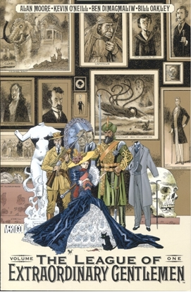 Picture of LEAGUE OF EXTRAORDINARY GENTLEMEN VOL ONE TP