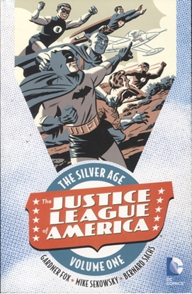 Picture of JUSTICE LEAGUE OF AMERICA THE SILVER AGE TP VOL 01