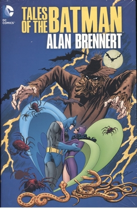 Picture of TALES OF THE BATMAN ALAN BRENNERT HC