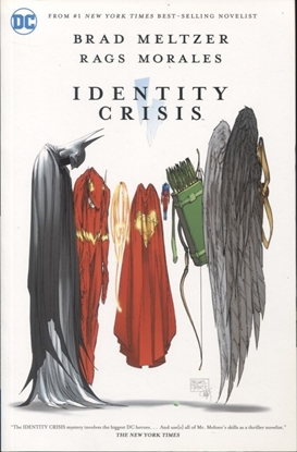 Picture of IDENTITY CRISIS TP NEW EDITION