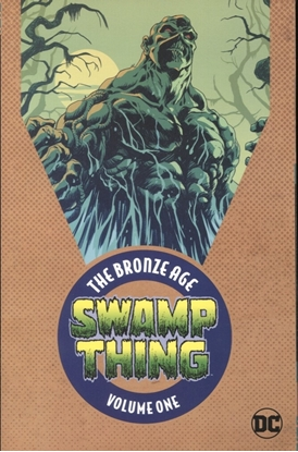 Picture of SWAMP THING THE BRONZE AGE OMNIBUS TP VOL 01