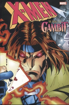 Picture of X-MEN TRIAL OF GAMBIT TP