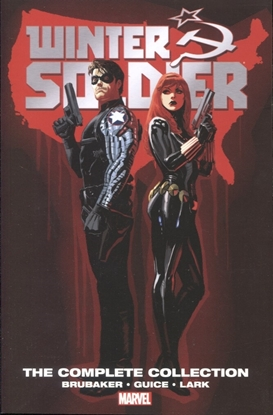 Picture of WINTER SOLDIER BY BRUBAKER COMPLETE COLLECTION TP