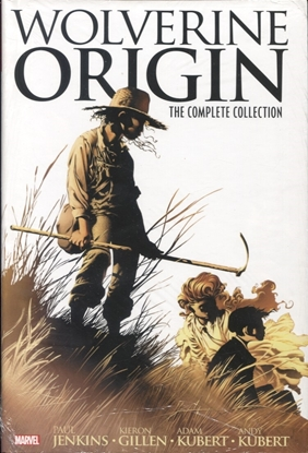 Picture of WOLVERINE ORIGIN COMPLETE COLLECTION HC