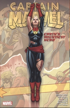 Picture of CAPTAIN MARVEL EARTHS MIGHTIEST HERO TPB VOL 2