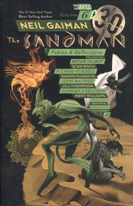 Picture of SANDMAN TP VOL 06 FABLES & REFELCTIONS 30TH ANNIV ED (MR)