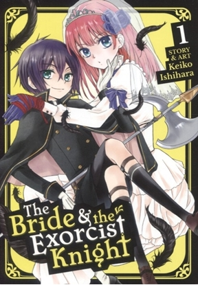 Picture of BRIDE & EXORCIST KNIGHT GN VOL 01