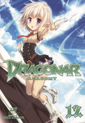 Picture of DRAGONAR ACADEMY GN VOL 12