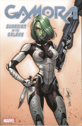 Picture of GAMORA TPB GUARDIAN OF GALAXY