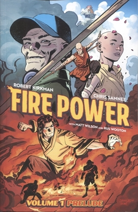 Picture of FIRE POWER BY KIRKMAN & SAMNEE TPB VOL 1 PRELUDE