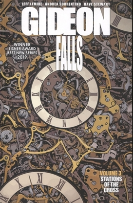 Picture of GIDEON FALLS TPB VOL 3 STATIONS OF THE CROSS