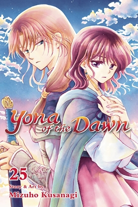 Picture of YONA OF THE DAWN GN VOL 25