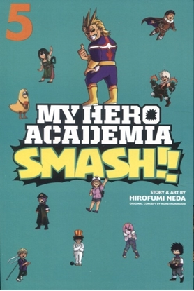 Picture of MY HERO ACADEMIA SMASH GN VOL 05