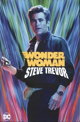 Picture of WONDER WOMAN STEVE TREVOR TP
