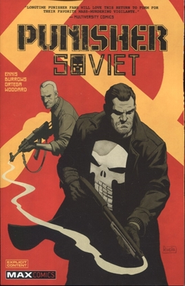 Picture of PUNISHER SOVIET TP (MR)