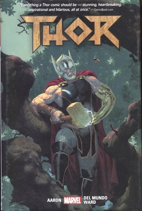 Picture of THOR BY JASON AARON HC VOL 04