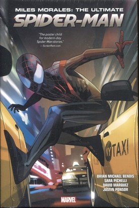 Picture of MILES MORALES ULTIMATE SPIDER-MAN OMNIBUS HC NEW PRINTING