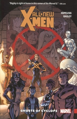 Picture of ALL NEW X-MEN INEVITABLE TP VOL 01 GHOSTS OF CYCLOPS