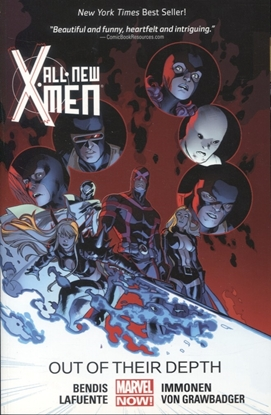 Picture of ALL NEW X-MEN TP VOL 03 OUT OF THEIR DEPTH