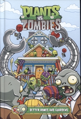 Picture of PLANTS VS ZOMBIES HC BETTER HOMES & GUARDENS (C: 1-1-2)