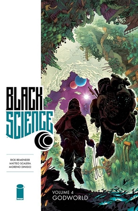 Picture of BLACK SCIENCE TPB VOL 4 GODWORLD (MR)