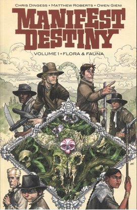 Picture of MANIFEST DESTINY TPB VOL 1 (NEW PTG)